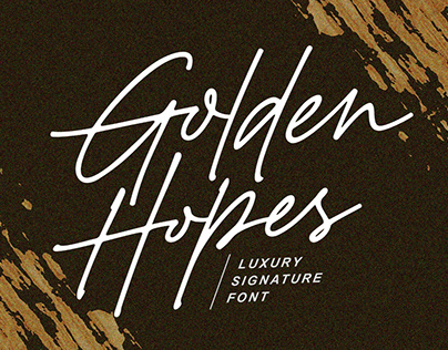 Golden Hopes