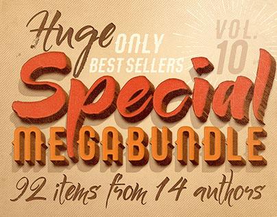 Only Best Sellers – Mega Bundle! Special vol.10