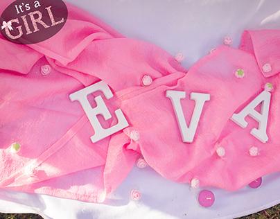 Baby SHower Eva