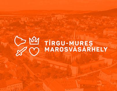 TÎRGU-MUREȘ/ MAROSVÁSÁRHELY City Identity