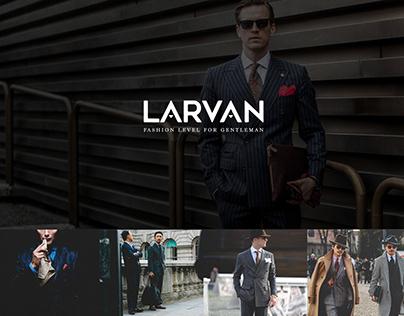 Larvan | Branding Fashion