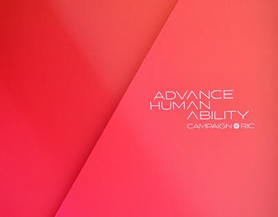 Advance Human Ability / Campaign RIC