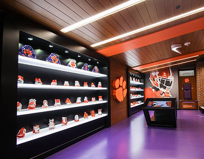 Clemson Football Operations Facility