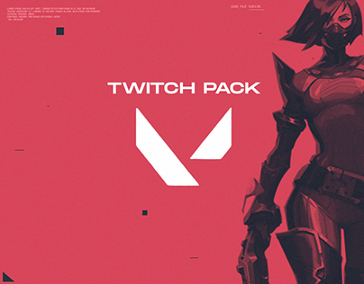 Valorant - Twitch Pack