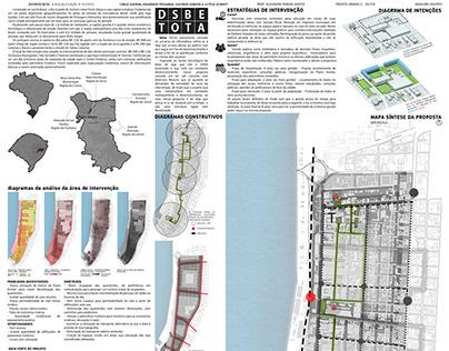 Projeto Urbano II | distrito beta