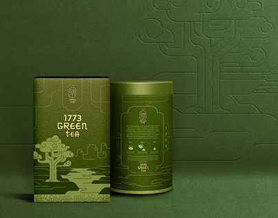 SachsTea - Brand Identity & Packaging