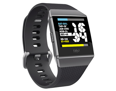 Watchfaces for Fitbit Ionic Smartwatch