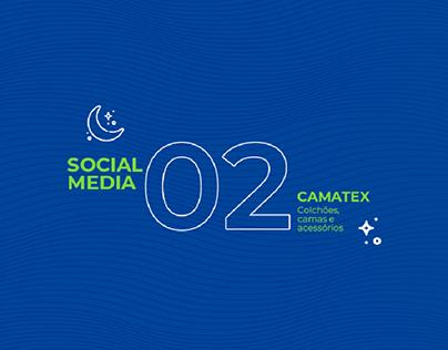 Social Media - Camatex