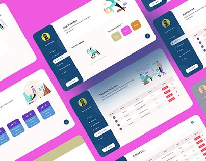 Danone E-Psikotest Web App