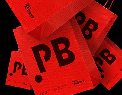 Paul Beuscher - Brand identity
