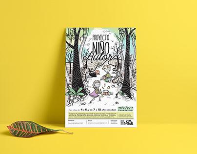 Proyecto Niño Autor