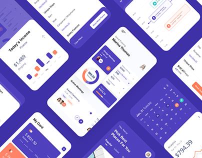 Meeting App Dashboard