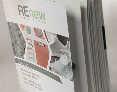 REnew Creative Recycling - Magazine