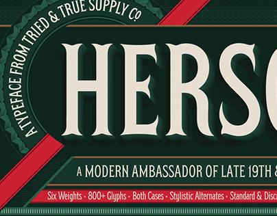 Herschel™