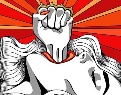 Revolution - Resonance Records EP Artwork