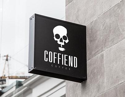 COFFIEND Coffee Brand Identity