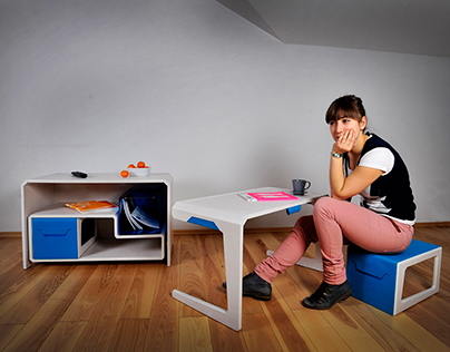Furniture for small flats