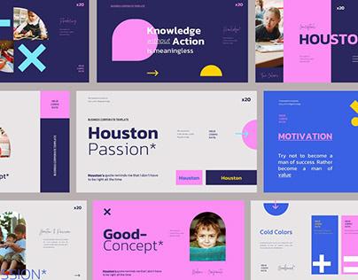 Houston Google Slides