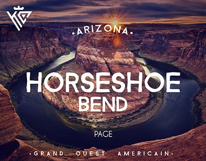 USA - Horseshoe Bend