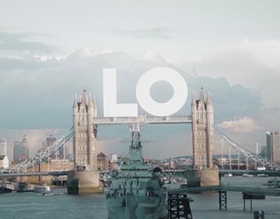 LO|ND|ON Boomerang