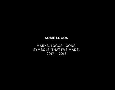 SOME LOGOS & MARKS