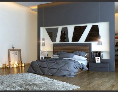 Yatak odası -Zekeriyaköy-
