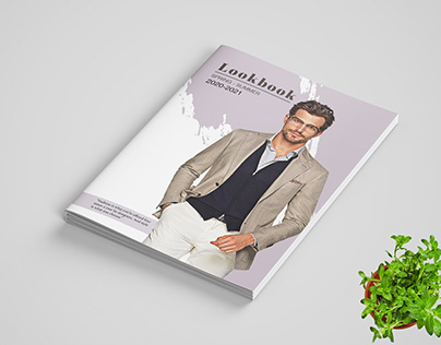 Fashion Lookbook Design 2020