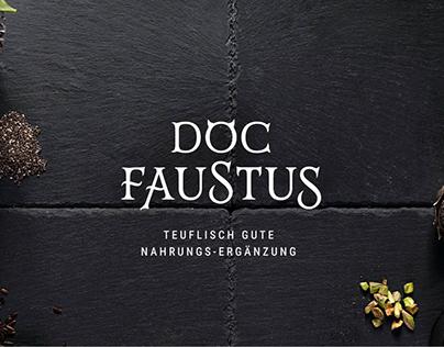 Branding Meal Replacement Doc Faustus