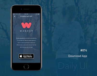 Daily UI - #074