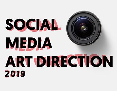 XPOSURE - Social Media Art Direction