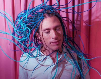 Retrato de un alma libre Modelo: Julio Sanchez