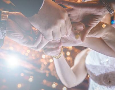 婚禮紀錄   安東+阿年   桃園尊爵飯店