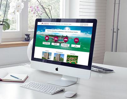 Website / Real Estate Agency