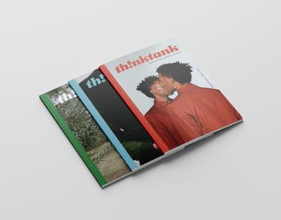 th!nktank magazine (Issue 2-4)