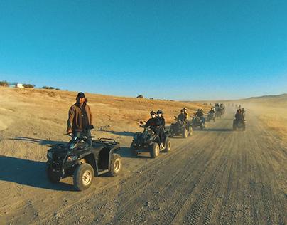 Cappadocia ATV (Quadbike) Tour [4K Video]