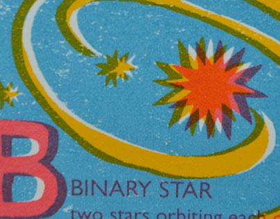 Astronomy Alphabet