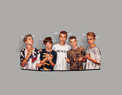 Why Don't We Outlines (theme 1)