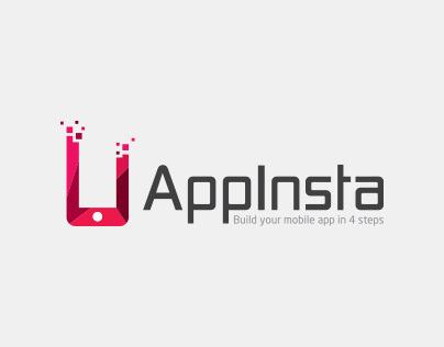 AppInsta - Logo and website