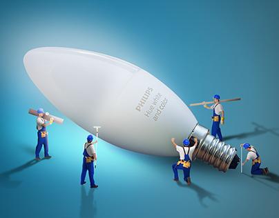 Philips Lighting Egypt | Social Media Designs