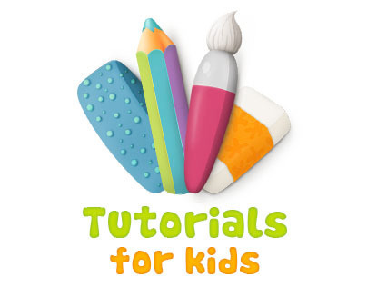 Coloring Tutorials for Kids