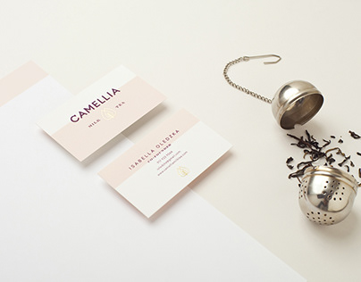CAMELLIA MILK TEA