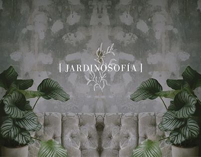 Visual identity | Jardinosofía: Floral designs