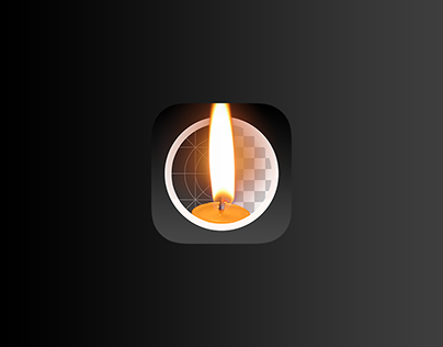 App icon design for rmK PRO.