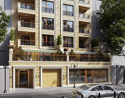 Residential Building, Sofia