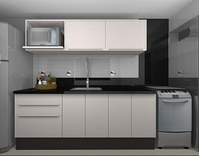 Cozinha - Res. Delta