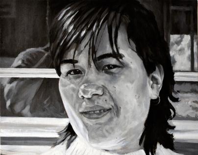 Portrait Studies 2009