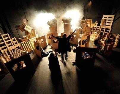 Dystopia - Theatre Set Design