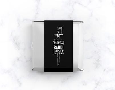 Rebranding | Saudi Burger | 2017