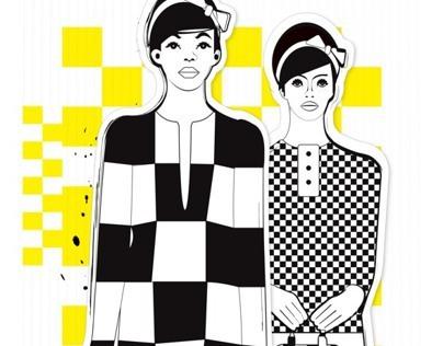 Fashion Story Illustrations