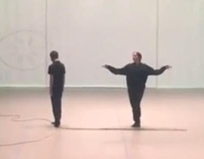 Hoodie — Motion Graphic + Dancing